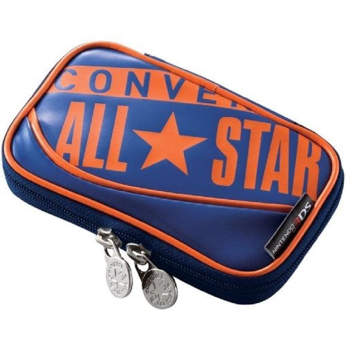 Image 1 for 3DS Converse Enamel Case (Dark Blue)