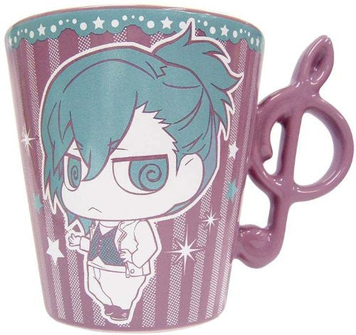Image 1 for Uta no☆Prince-sama♪ Debut - Mikaze Ai - Mug - Chimipuri (Broccoli)