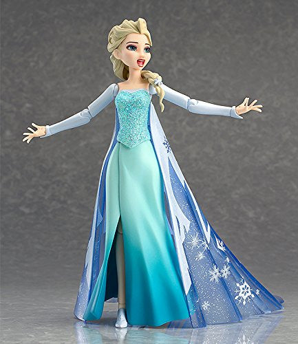 Image 5 for Frozen - Elsa - Olaf - Figma #308 (Max Factory)