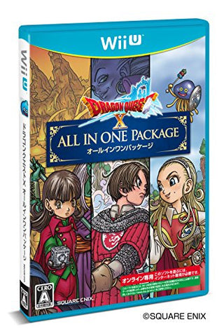 Image for Dragon Quest X All In One Package