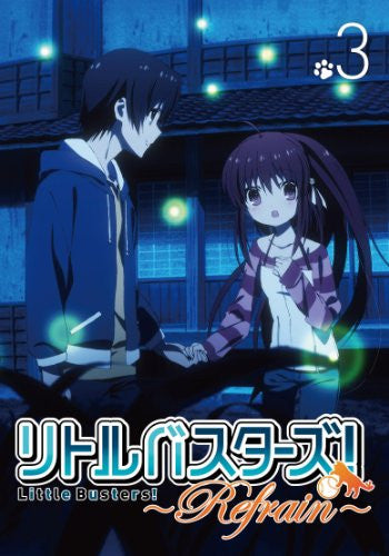 Image 2 for Little Busters - Refrain Vol.3