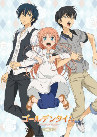 Image for Golden Time Vol.2 [Limited Edition]