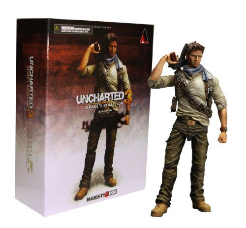 Image 1 for Uncharted 3 - Nathan Drake - Play Arts Kai (Square Enix)
