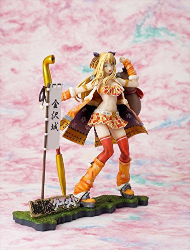 Image 10 for Shirohime Quest - Kanazawajou - 1/8 (New Vision Toys)