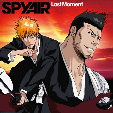 Image for Last Moment / SPYAIR