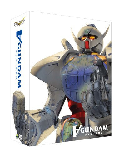Image 1 for G-Selection Turn A Gundam DVD Box [Limited Edition]