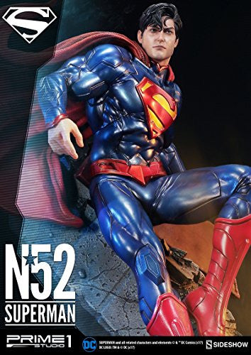 Image 10 for Justice League - Superman - Premium Masterline PMN52-01 - 1/4 - The New52! (Prime 1 Studio, Sideshow Collectibles)