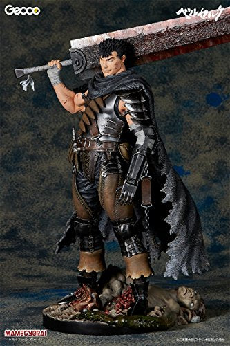 Image 9 for Berserk - Guts - 1/6 - Lost Children Chapter, The Black Swordsman Ver. (Gecco, Mamegyorai)