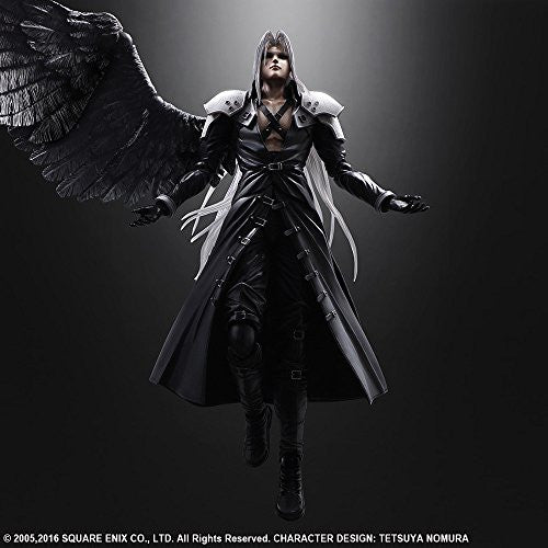 Image 3 for Final Fantasy VII: Advent Children - Sephiroth - Play Arts Kai (Square Enix)