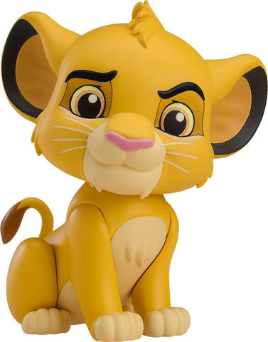 The Lion King - Simba - Nendoroid #1269 (Good Smile Company)