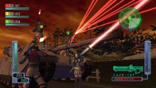Image 5 for Earth Defense Force 3 Portable [Double Nyuutai Pack]