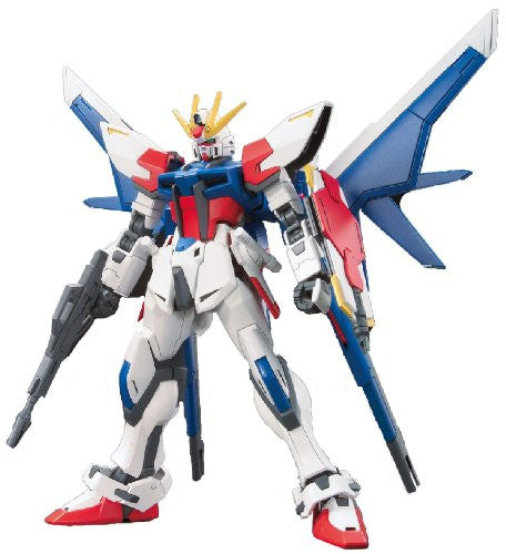 Image 3 for Gundam Build Fighters - GAT-X105B Build Strike Gundam - GAT-X105B/FP Build Strike Gundam Full Package - HGBF #001 - 1/144 (Bandai)