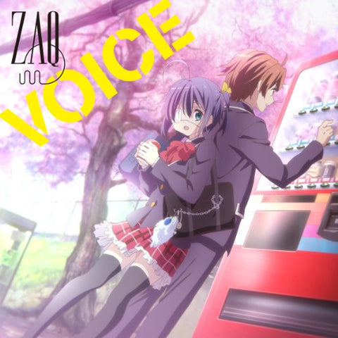 Image for VOICE / ZAQ