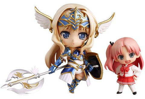 Image for Aquapazza - Final Dragon Chronicle -Guilty Requiem- - To Heart 2 - Kusugawa Sasara - Nendoroid #272 - Valkyrie ver. (Good Smile Company)