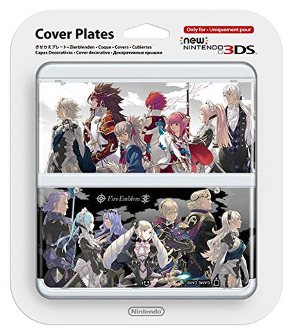 New Nintendo 3DS Cover Plates No.061 (Fire Emblem if)
