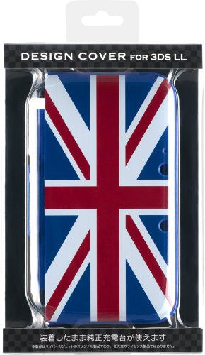Image 1 for Design Cover for 3DS LL (Union Jack)