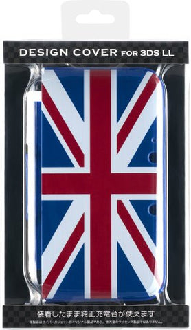 Image for Design Cover for 3DS LL (Union Jack)