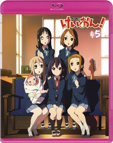 Image for K-ON! 5 [Limited Edition]