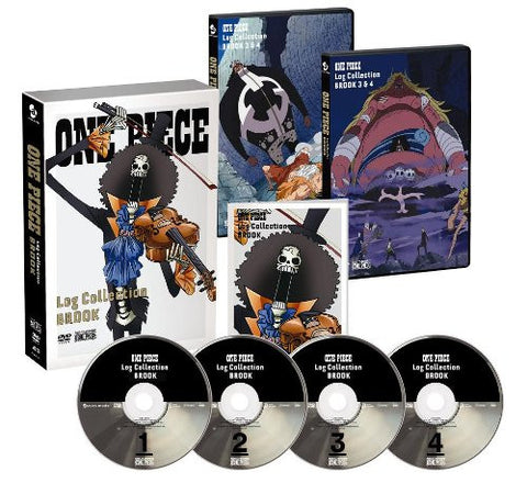 Image for One Piece Log Collection - Brook [Limited Pressing]