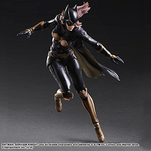 Image 4 for Batman: Arkham Knight - Batgirl - Play Arts Kai (Square Enix)