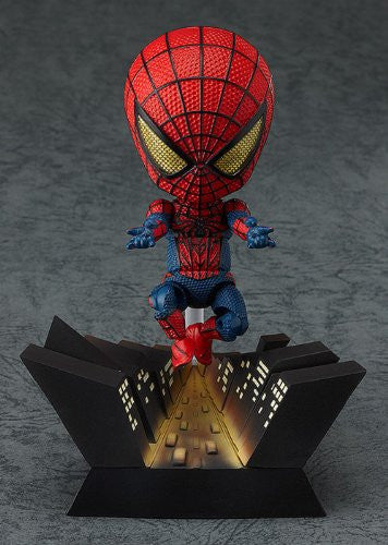 Image 2 for The Amazing Spider-Man - Spider-Man - Nendoroid #260 - Full Action (Good Smile Company)
