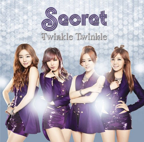 Image for Twinkle Twinkle / Secret