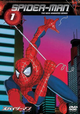 Image for Spider-Man The New Animated Series Vol.1 [Limited Pressing]