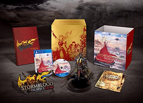 Final Fantasy XIV Online: Stormblood [Collector's Edition]