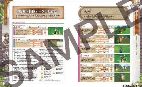 Image 4 for Dragon Quest X Mezameshi Itsutsu No Shuzoku Online Official Guide Book