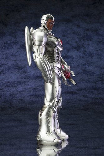 Image 9 for Justice League - Cyborg - DC Comics New 52 ARTFX+ - 1/10 (Kotobukiya)