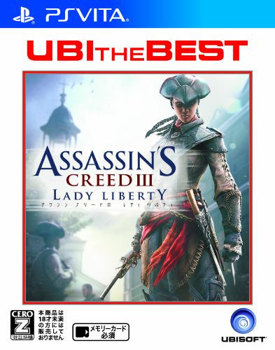 Image 1 for Assassin's Creed III: Lady Liberty (UBI the Best)