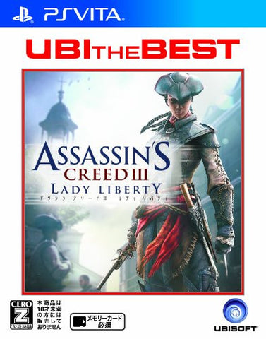Image for Assassin's Creed III: Lady Liberty (UBI the Best)