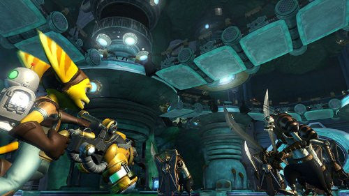 Image 3 for Ratchet & Clank Future: Tools of Destruction (PlayStation3 the Best)