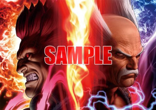 Image 2 for Street Fighter X Tekken Art Work
