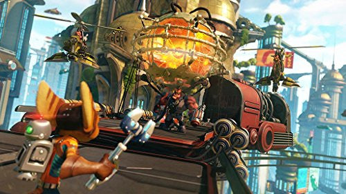 Image 3 for Ratchet & Clank The Game