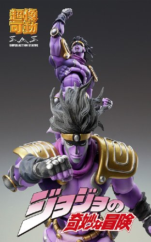 Image 4 for Jojo no Kimyou na Bouken - Stardust Crusaders - Star Platinum - Super Action Statue #55 - Third Ver. (Medicos Entertainment)