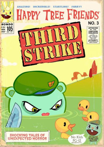 Image for Happy Tree Friends Third Strike