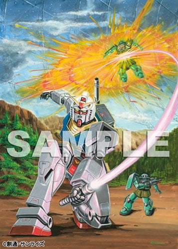 Image 8 for Mobile Suit Gundam Blu-ray Memorial Box [Limited Edition]