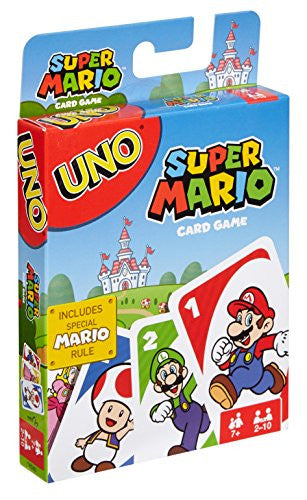 Image 2 for Super Mario UNO
