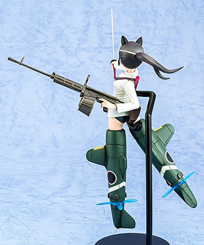 Image 4 for Strike Witches Movie - Miyafuji Yoshika - Plamax MF-05 - Minimum Factory - 1/20 (Max Factory)