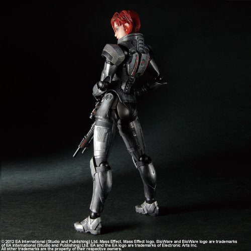 Image 7 for Mass Effect 3 - Jane Shepard - Play Arts Kai (Square Enix)