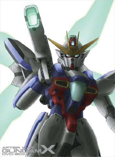 Image 2 for G-selection After War Gundam X DVD Box [Limited Edition]
