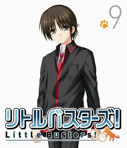 Little Busters Vol.9 [Limited Edition]