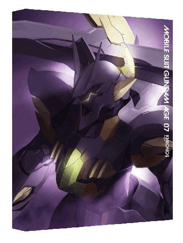 Image 2 for Mobile Suits Gundam Age Vol.7 [Deluxe Version Limited Edition]
