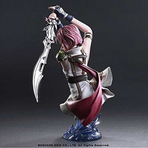 Final Fantasy XIII - Lightning - Bust - Static Arts (Square Enix)