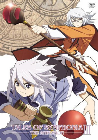 Image for Tales of Symphonia The Animation Vol.3