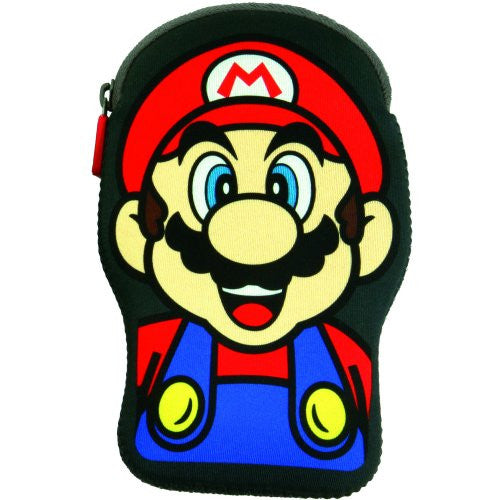 Image 1 for Neoprene Case for 3DS LL (Mario)