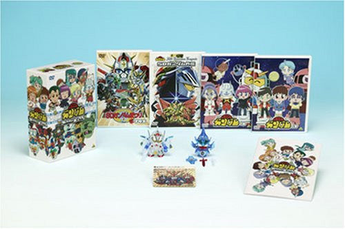 Image 3 for Mobile Suit SD Gundam Collection Box [Limited Edition]