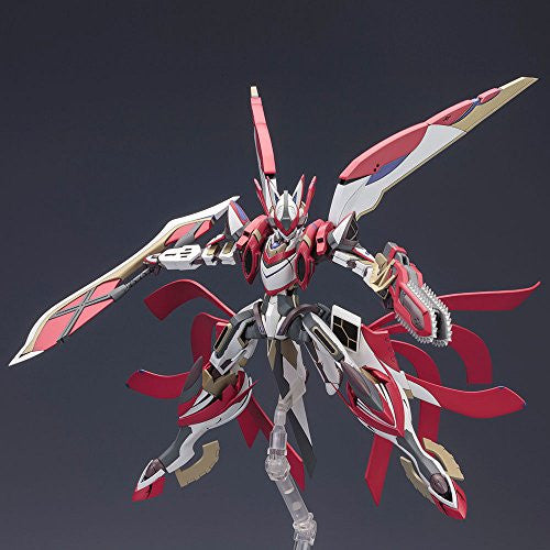Image 8 for Ginga Kikoutai Majestic Prince - AHSMB-005 RED FIVE (Kotobukiya)