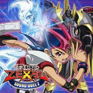 Image for YU-GI-OH! ZEXAL SOUND DUEL 2
